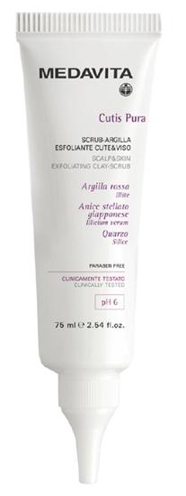 Bild von CUTIS PURA |  Skalp & Skin Clay Scrub 75 ml